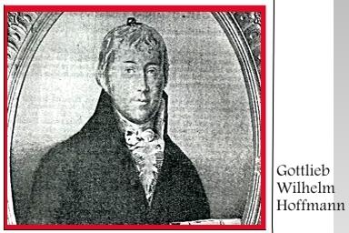 Gottlieb Wilhelm Hoffmann